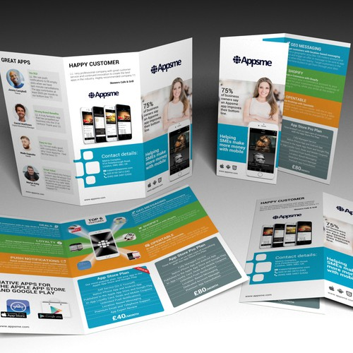 Appsme Brochure