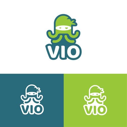 VIO Logo design