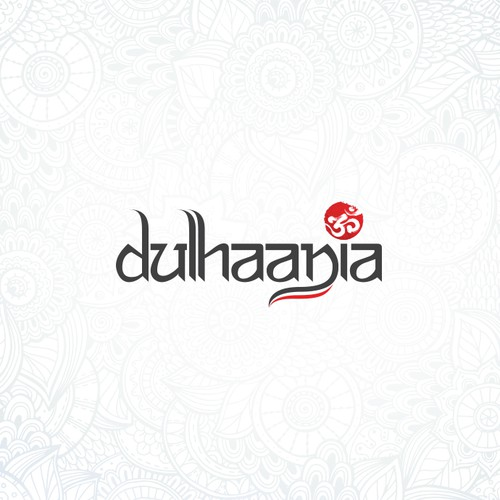 "Logo concept for ""dulhaania"""