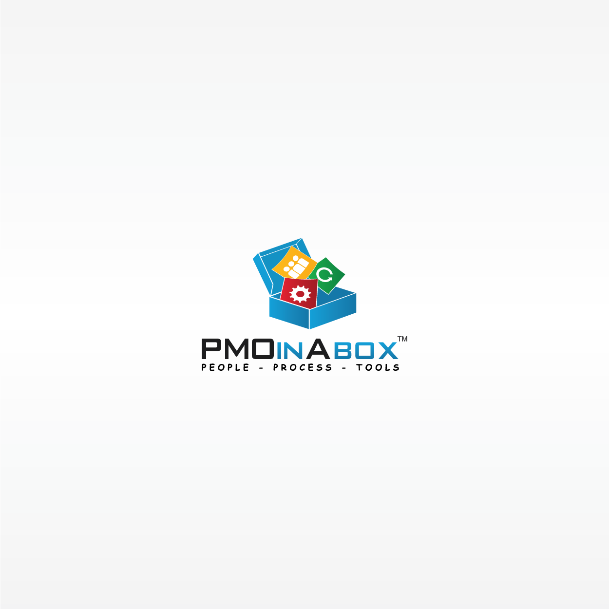 Help PMO In A Box (TM) with a new logo