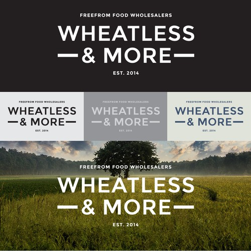 Wheatless & More Branding