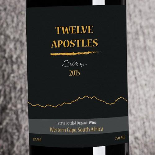 Twelve Apostles Wine II