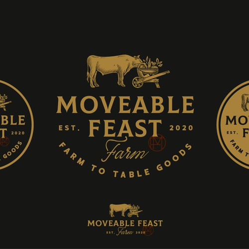 Farm-to-table Logo Design