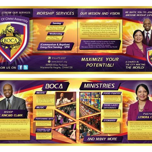 BOCA brochure contest