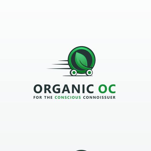 Logo For medical marijuana delivery service