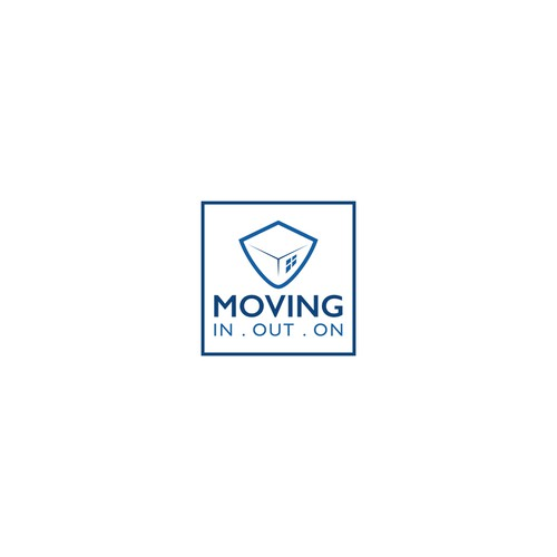 logo for moving in
