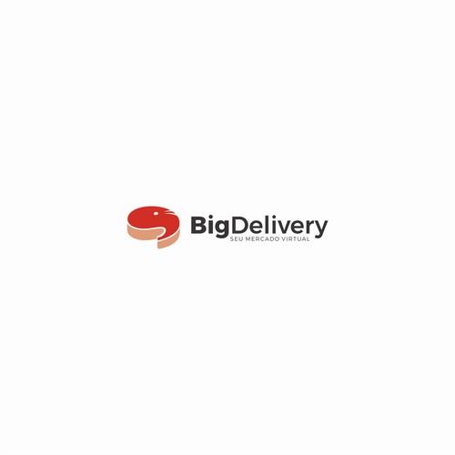 Big delivery logo