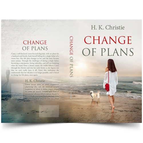 Book cover Change of Plans