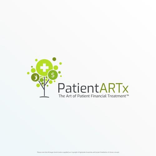 Logo concept for PatientARTx