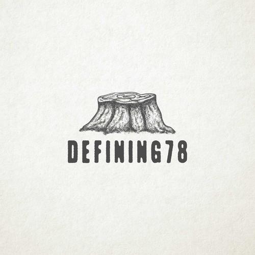 logo for defining 78