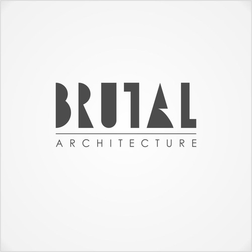 Help BRUTAL with a new logo