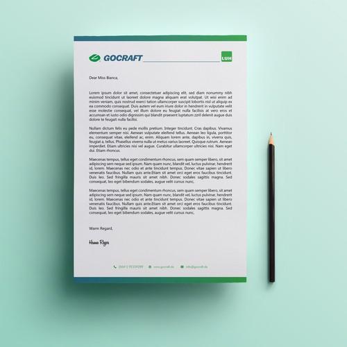 Gocraft Letterhead