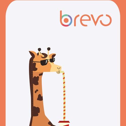 Brevo Giraffe