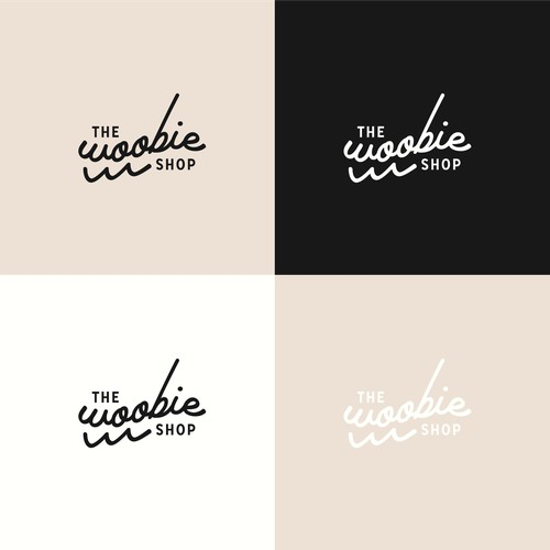 Brand Identity Concept for The Woobie Shop