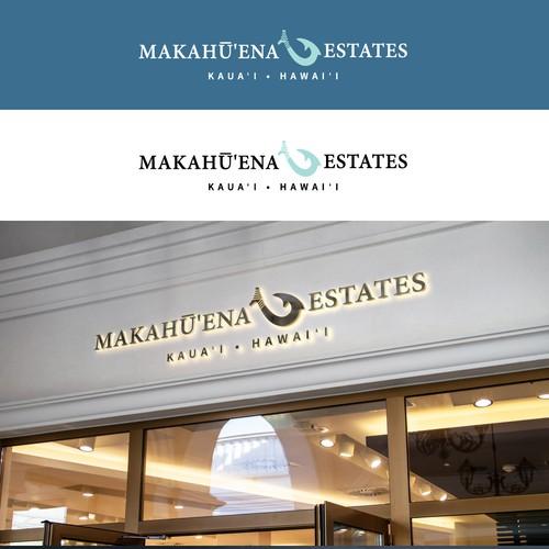 Real estate logo design & brand guide