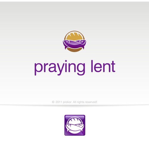 New Logo Design wanted for Praying Lent