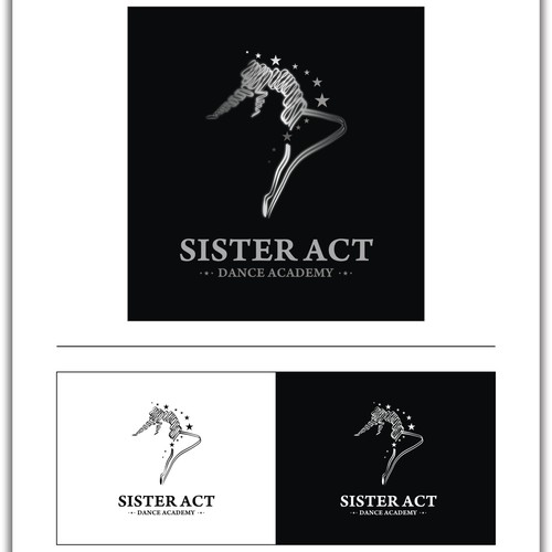 New logo wanted for Sister Act Dance Academy