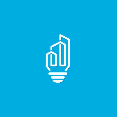 Bold logo concept for Illuminate