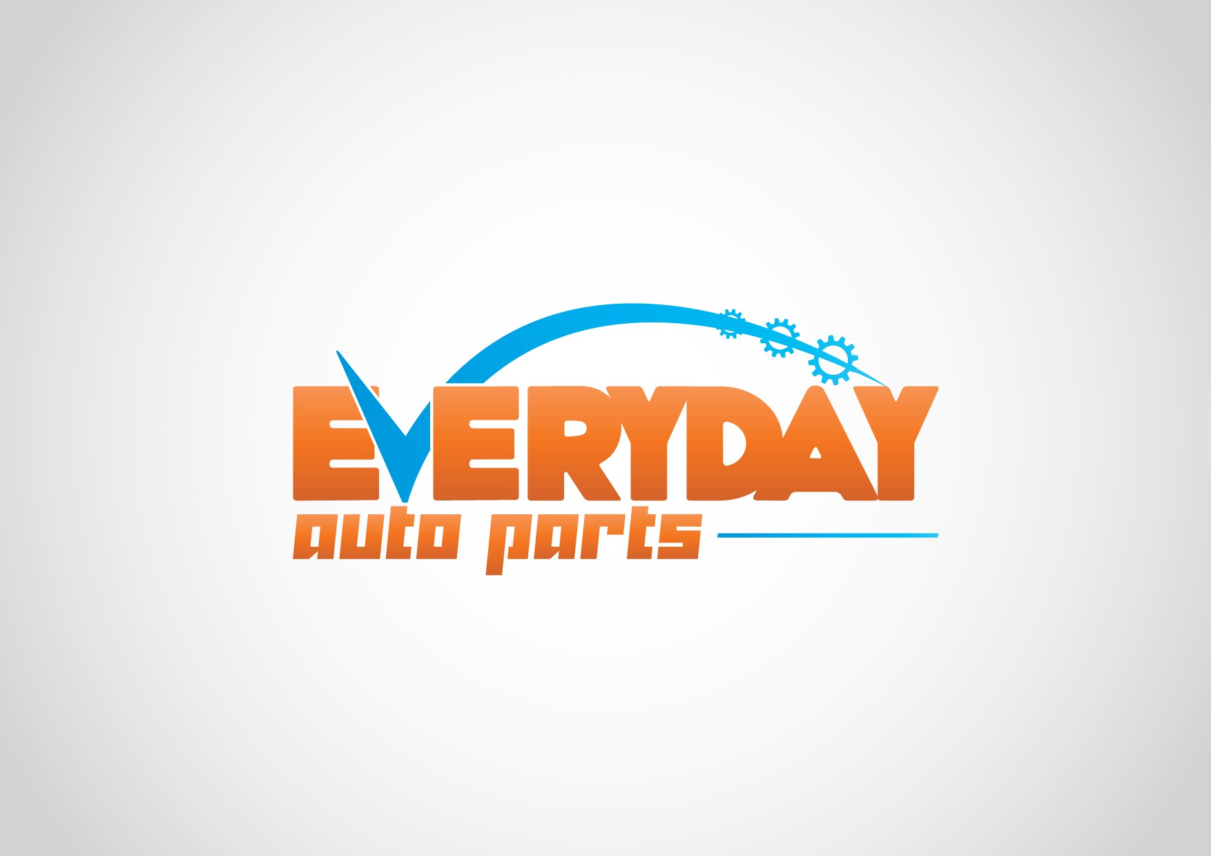 Create the next logo for Everyday Auto Parts