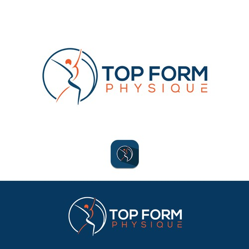 logo for physical fitness company