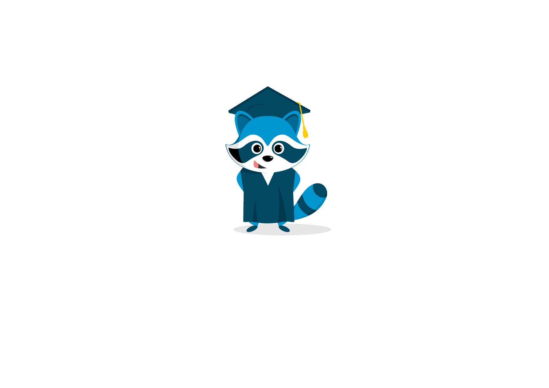 Create a lovable mascot for an education technology company!