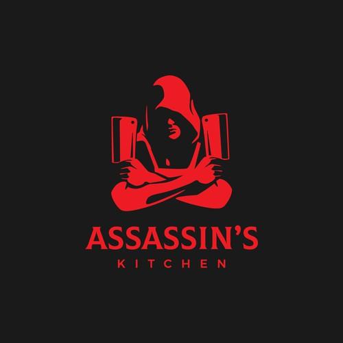 Assssin kitchen logo