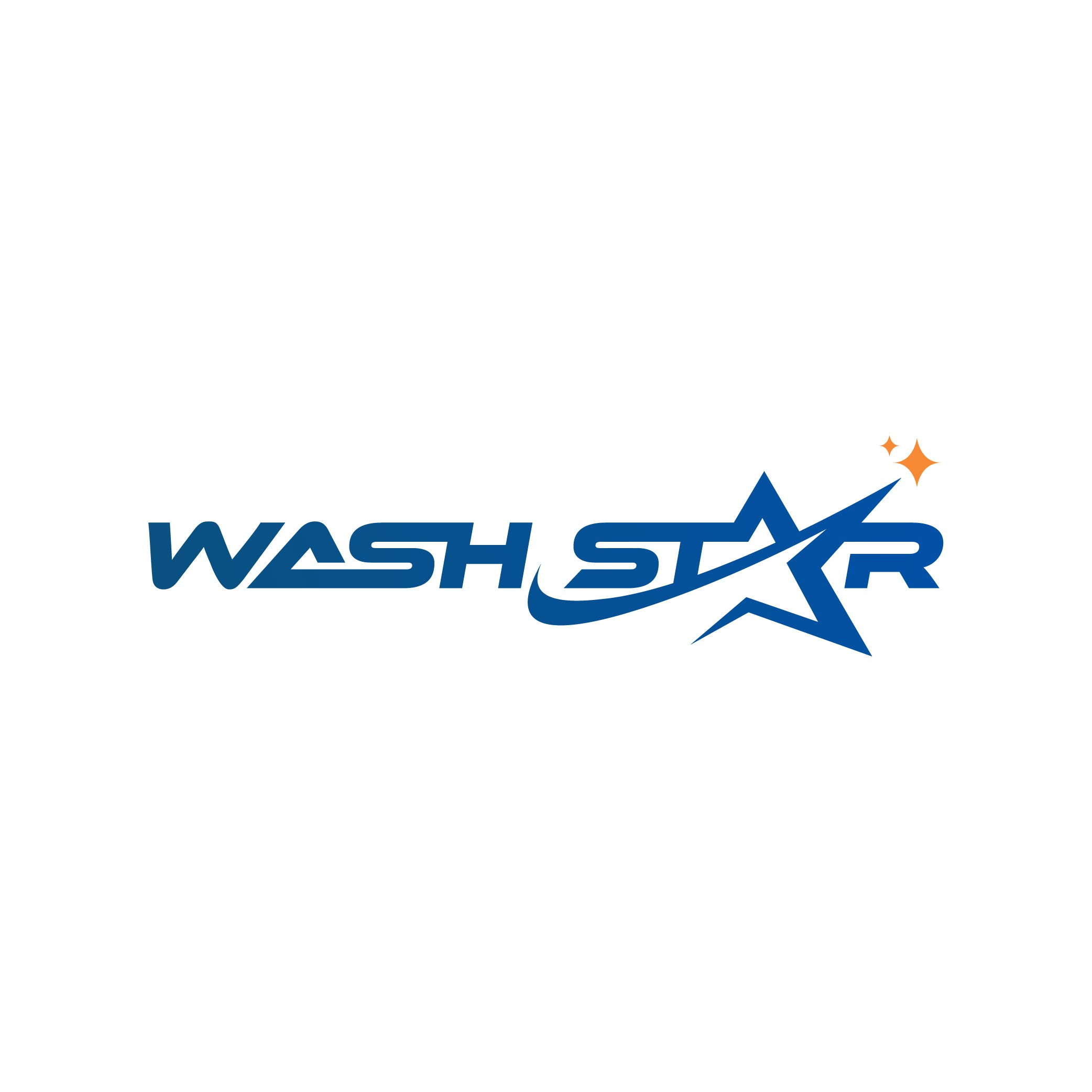 """Need a star to create a winning logo for """"Wash Star"""""""