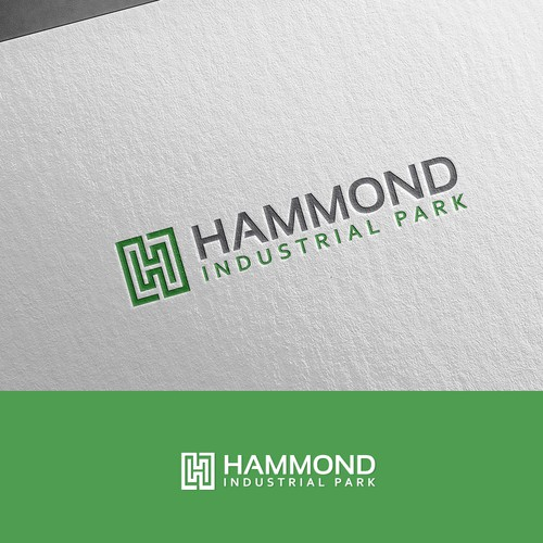 Logo Design for Hammond Industrial Park