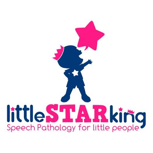 Create the next logo for Little Star King