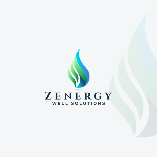 Brand identity for Zenergy