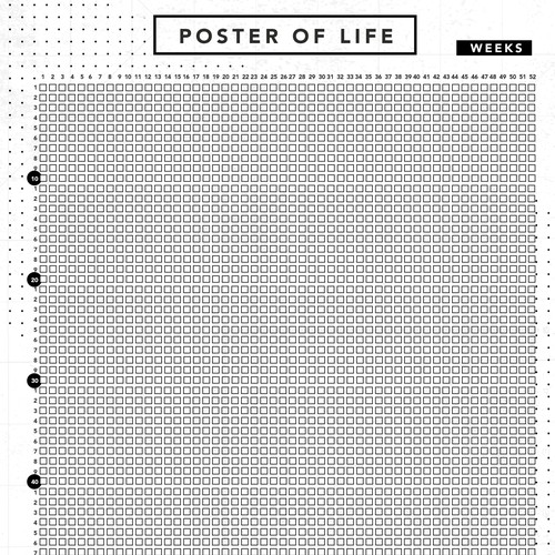 Poster of Life in Weeks