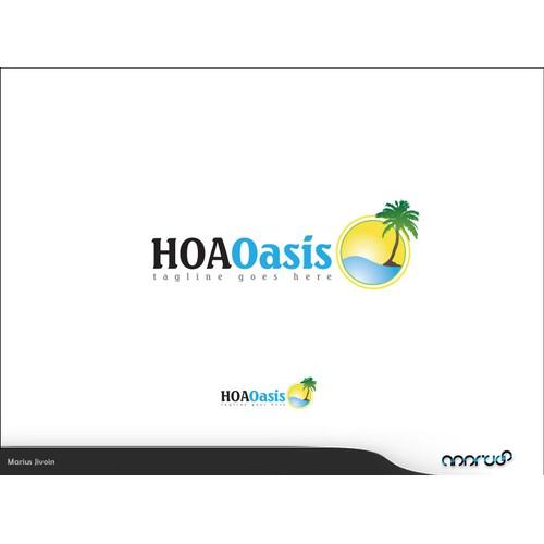 HOAOasis.com Logo