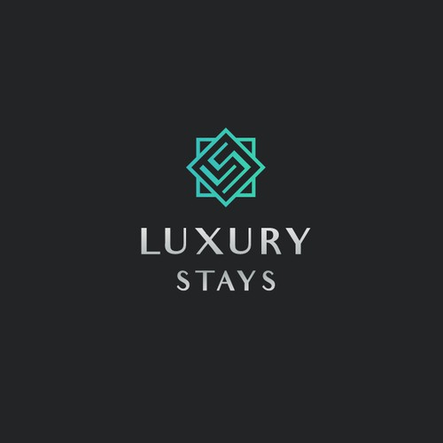 Luxury Logo Initial For Luxury Vacation