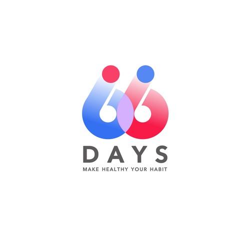 «66 Days» logo