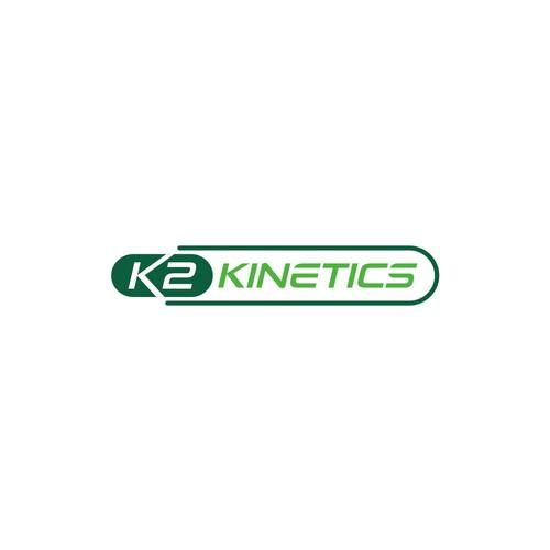 Logo concept for K2 Kinetics