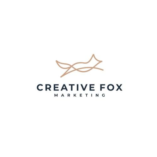 Creative Fox Marketing Logo