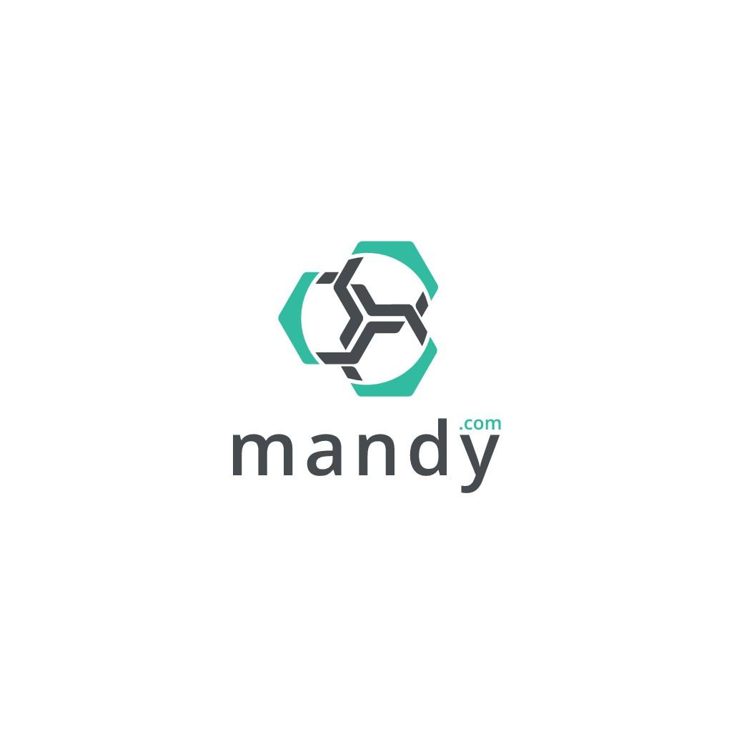 the mandy.com creative network needs a new logo