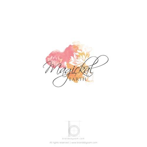 Logo Design Concept for Magickal Earth
