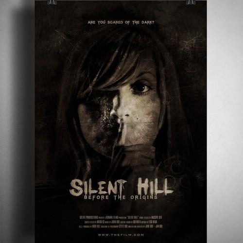 Movie poster design