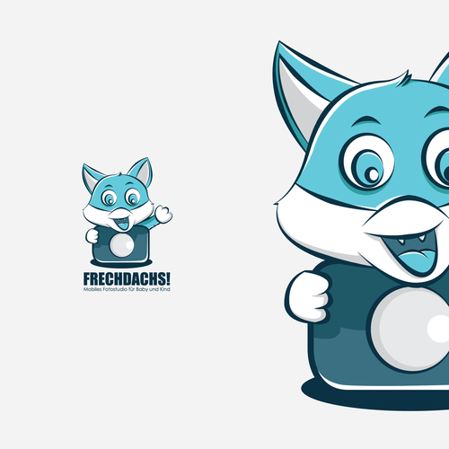 rejected logo for frechdashs
