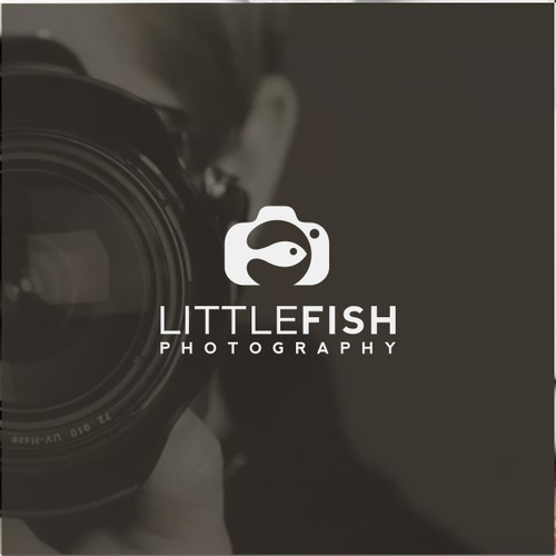 little fish photography - logo