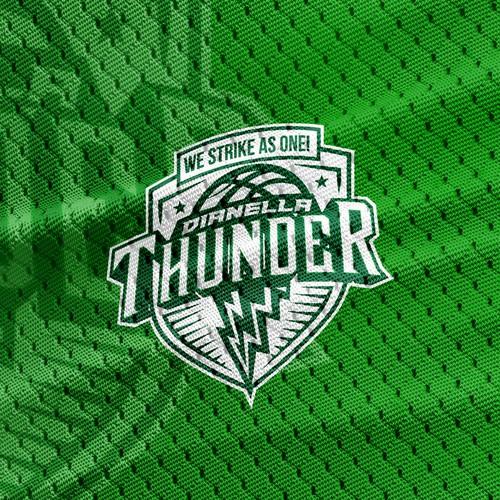 Dianella Thunder Logo