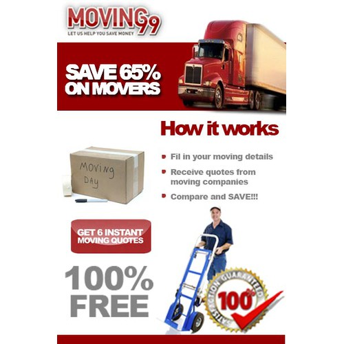 Create Email Templates for Moving99!!