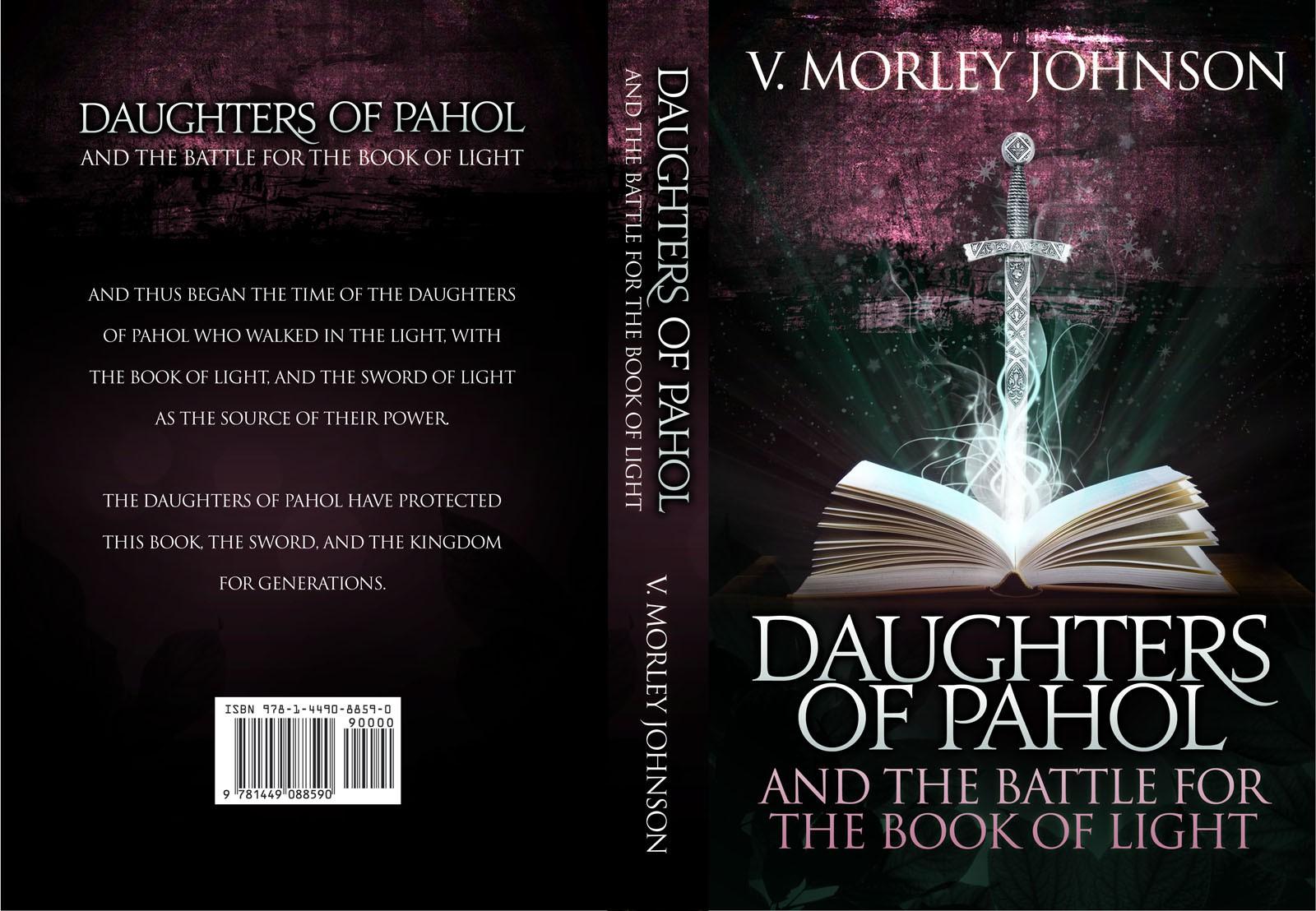 Book Cover Design for Tween Fantasy Book