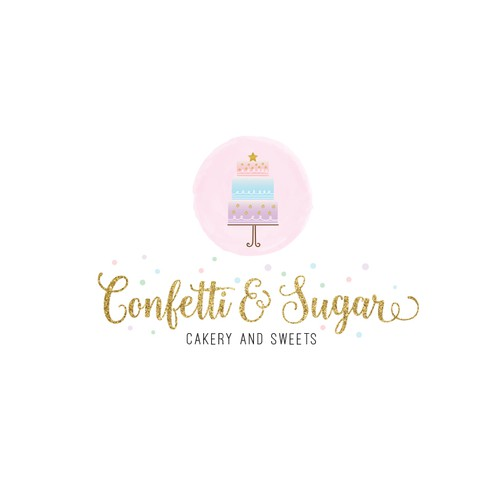 Cake Designer needs great logo for new business!