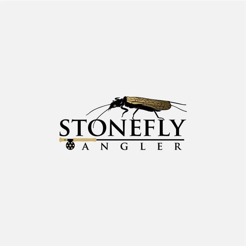 Stonefly fishing