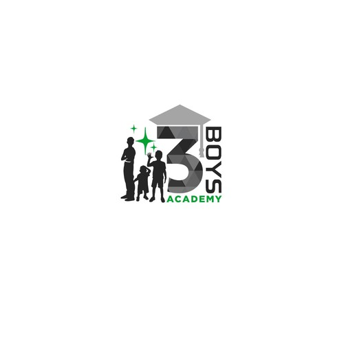 Logo for family homeschooling academy