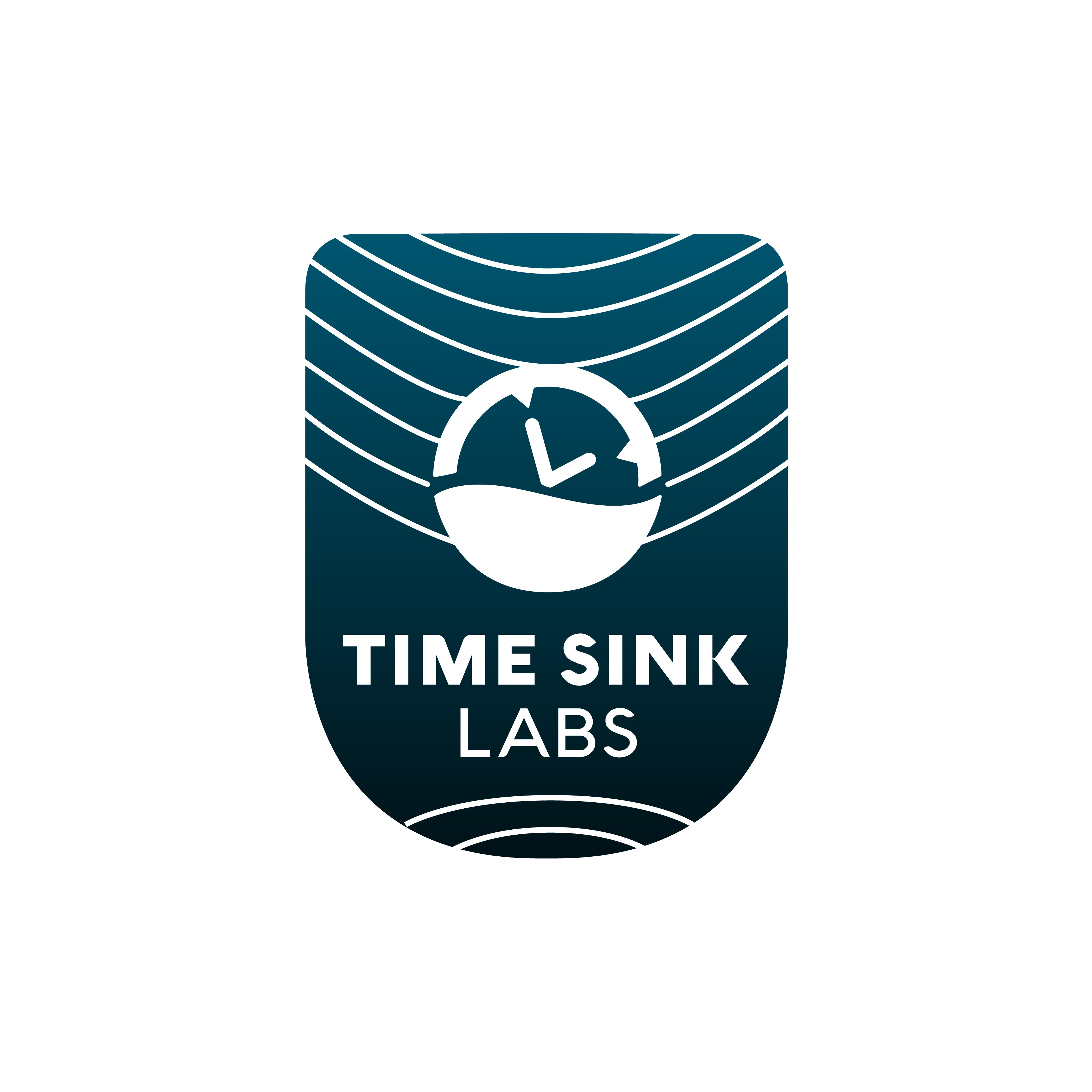 Logo for indie game studio Time Sink Labs
