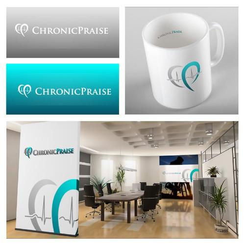 Logo + color scheme for ChronicPraise