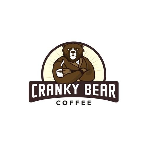 CRANKY BEAR COFFE